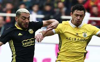 Yeni Malatyaspor vs Fenerbahce