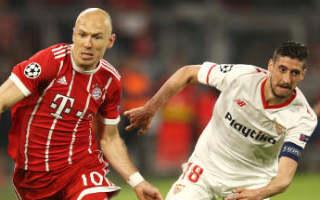 Bayern Munich vs Sevilla