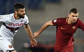 AS Roma vs Genoa