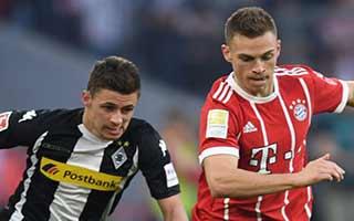 Bayern Munich vs Borussia Monchengladbach