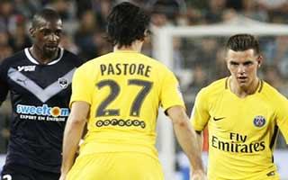 Bordeaux vs Paris Saint-Germain