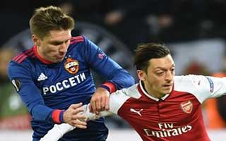 CSKA Moscow vs Arsenal