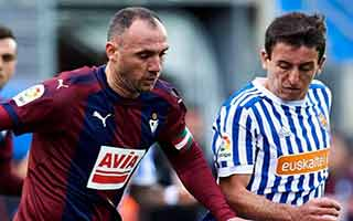Eibar vs Real Sociedad