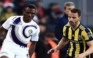 Fenerbahce vs Osmanlispor FK