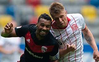 Fortuna Dusseldorf vs Ingolstadt