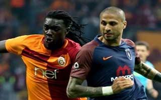 Galatasaray vs Istanbul Basaksehir