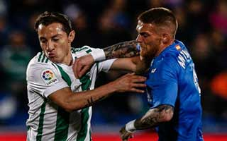 Getafe vs Real Betis
