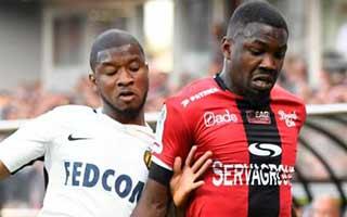 Guingamp vs AS Monaco