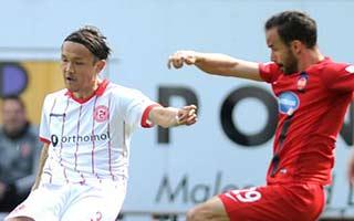 Heidenheim vs Fortuna Dusseldorf