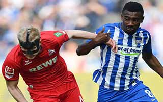 Hertha Berlin vs Koln