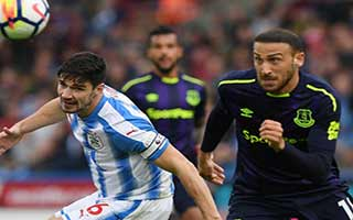 Huddersfield Town vs Everton