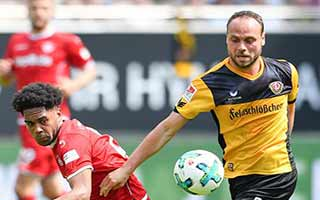Kaiserslautern vs Dynamo Dresden