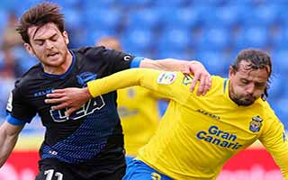 Las Palmas vs Alaves