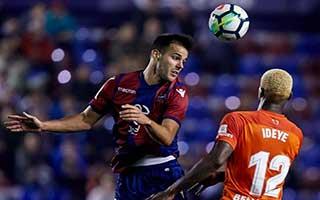 Levante vs Malaga