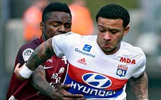 Metz vs Lyon