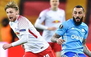 RasenBallsport Leipzig vs Marseille