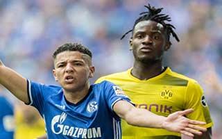 Schalke vs Borussia Dortmund