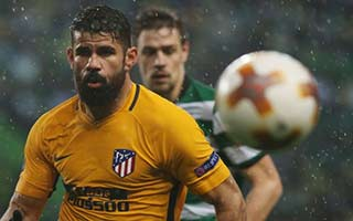 Sporting CP vs Atletico Madrid