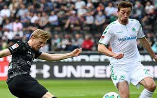 St. Pauli vs Greuther Furth