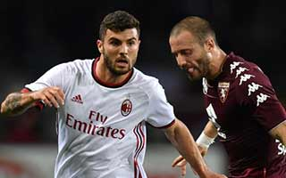 Torino vs AC Milan