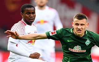 Werder Bremen vs RasenBallsport Leipzig