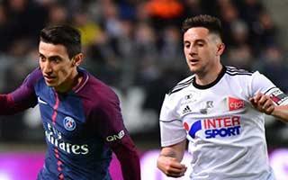 Amiens vs Paris Saint-Germain