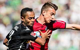 Borussia Monchengladbach vs Freiburg