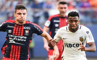 Caen vs AS Monaco