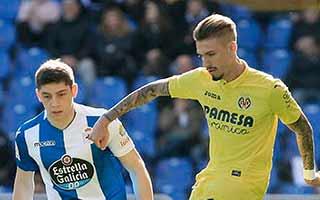 Deportivo La Coruna vs Villarreal