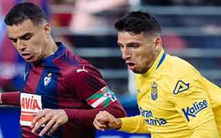 Eibar vs Las Palmas