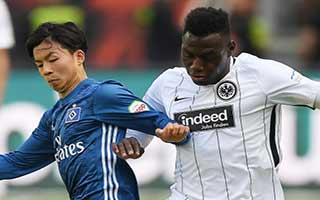 Eintracht Frankfurt vs Hamburger SV