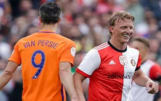 Feyenoord vs Netherlands Legends