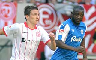 Fortuna Dusseldorf vs Holstein Kiel