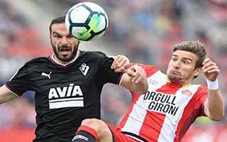Girona vs Eibar