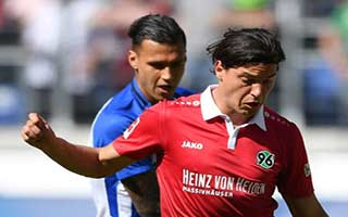 Hannover vs Hertha Berlin