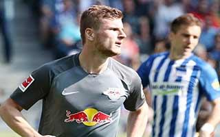 Hertha Berlin vs RasenBallsport Leipzig