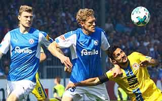 Holstein Kiel vs Eintracht Braunschweig