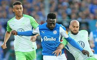 Holstein Kiel vs Wolfsburg