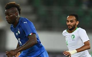 Italy vs Saudi Arabia