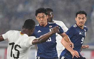 Japan vs Ghana