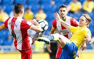 Las Palmas vs Girona