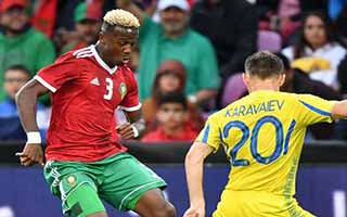 Morocco vs Ukraine