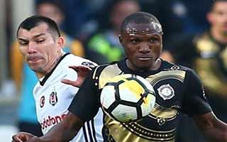 Osmanlispor FK vs Besiktas