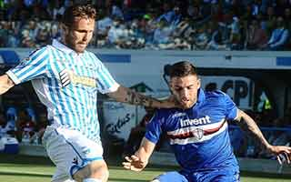 SPAL 2013 vs Sampdoria