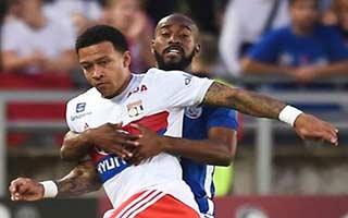 Strasbourg vs Lyon