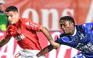 Troyes vs AS Monaco