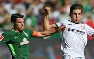 Werder Bremen vs Bayer Leverkusen