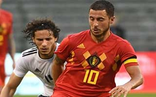 Belgium vs Egypt