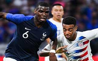 France vs United States