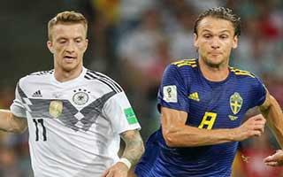 Germany vs Sweden